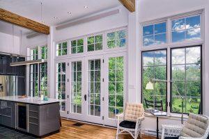 Fenêtres de bois